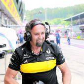 Renault setzt aufeinen Hohenemser