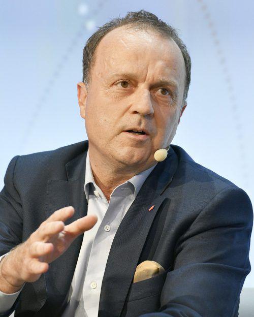 ORF-Onlinechef Thomas Prantner wird 2019 ORF-TVthek relaunchen. APA