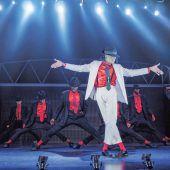 Michael Jackson in Bregenz