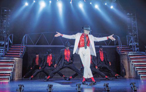 """""""Thriller - Live"""" ist eine Hommage an Michael Jackson, den King of Pop. irina Chira"""