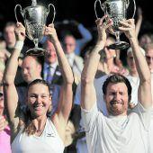 Novak Djokovic istzurück auf dem Thron