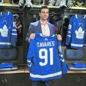 John Tavares wechselt zu den Maple Leafs