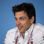 Für Wolff hat Mercedes nochimmer das schnellste Auto