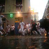 Stierhatz lockte wieder Tausende Schaulustige nach Pamplona