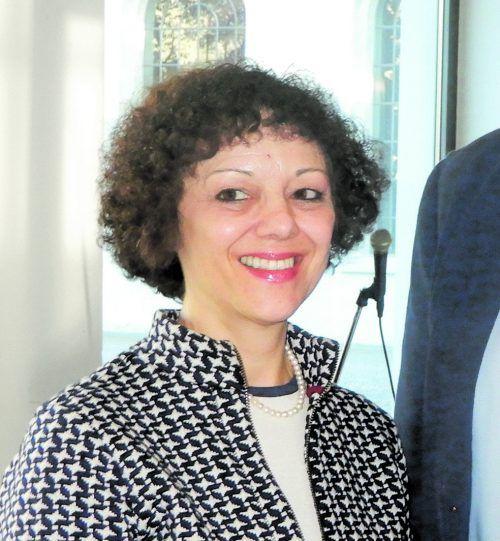 Übernimmt das Amt der Bildungsdirektorin: Evelyn Marte-Stefani.VN
