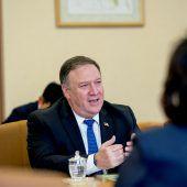 Nordkorea und USA nach Treffen uneins