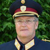 Brigadier Latzer im Ruhestand