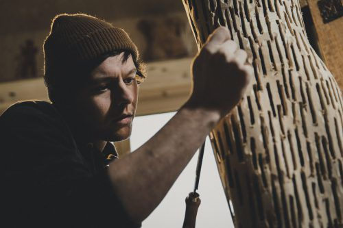 Viktor Mangeng zeigt in Bregenz seine nach eigenen Angaben bisher abwechslungsreichste Ausstellung. SChöch