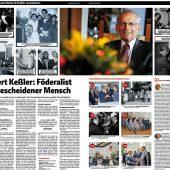 Zum Tod von Alt-LH Herbert Keßler