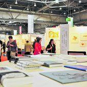 Mit Das Buch zur Frankfurter Buchmesse