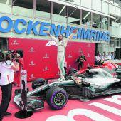 Hamilton profitiert von Vettels Blackout