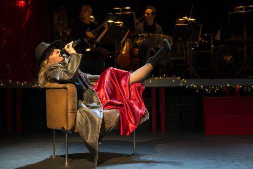 """Vor 18 Jahren wurde """"María de Buenos Aires"""" bei den Bregenzer Festspielen aufgeführt, dieses Wochenende singt """"María"""" wieder in der Werkstattbühne des Bregenzer Festspielhauses.BF/sabine burger"""