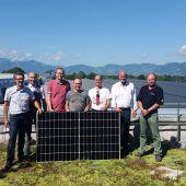 Größte Photovoltaikanlage