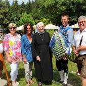 Sommerfest im Pflegeheim Jesuheim