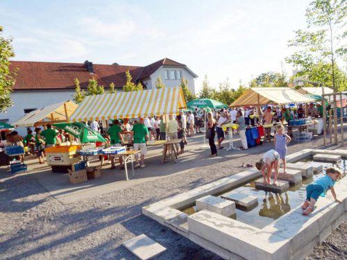 WisWii-Fäscht verschreibt sich kommenden Samstag, 7. Juli, ab 17 Uhr, beim Vereinshaus, ganz den spanischen und italienischen Weiß- und Roséweinen. hapf