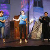 Verso lalto – Musical im Kloster Thalbach
