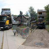 Lochau saniert Gemeindestraßen