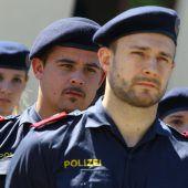 Die Polizei rüstet auf