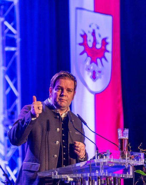 Abwerzger teilte ordentlich gegen die ÖVP-Landeschefs aus. APA