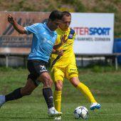 Meiningen mit 4:1-Sieg im Landesliga-Cupduell