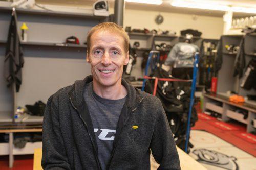 Alexander Kutzer ist seit dem EBEL-Einstieg der Manager der Bulldogs.VN-Stiplovsek