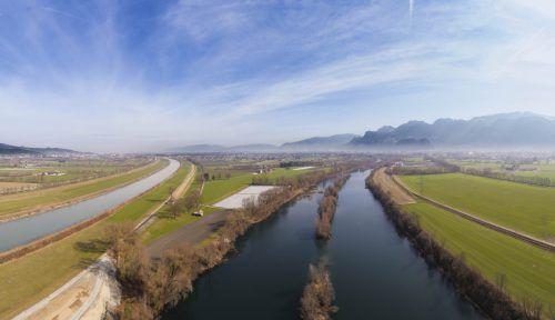 Am 15. September findet grenzüberschreitend der erste RhineCleanUp-Tag statt. In Vorarlberg wird noch nach Unterstützung seitens Städten und Initiativen gesucht. VN/Stiplovsek