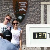 Weltrekord für heißesten Monat