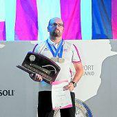 Medaillenbilanz mit Weltrekord aufpoliert