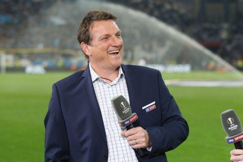 Andreas Herzog, zuletzt bei Sky Sport Austria, wird Israels Teamchef.gepa