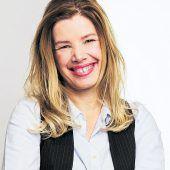 Anja Burtscher leitet die Therapiestation Carina