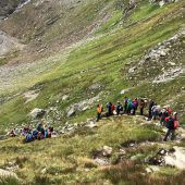 Wandern mit Steinbock