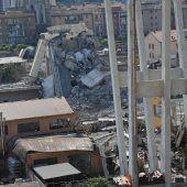 Brücke in Genua war laut Ermittler schwer krank