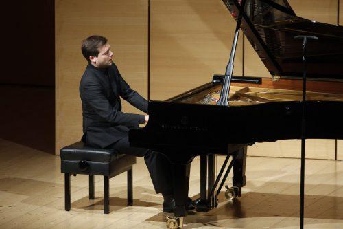 Auch Francesco Piemontesi spielte vor ausverkauftem Saal. Schubertiade