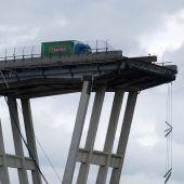Brückendrama in Genua
