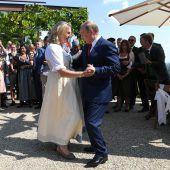 Frau Kneissls Hochzeit