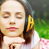 Meditationsmusik ist gesund für das Herz