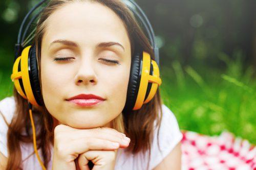 Bei jeder Sitzung wurde die Herzfrequenzvariabilität vor Beginn, während sowie nach Beendigung der Musik gemessen.