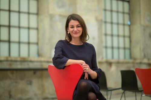 Bettina Steindl berät auch Programmmacher in Graz. VN/Paulitsch