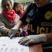 Massenflucht aus Venezuela