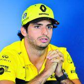 Sainz ersetzt beiMcLaren Alonso