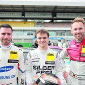 DTM fährt auf dem Grand-Prix-Kurs