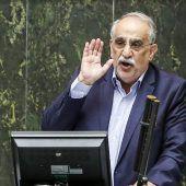 Irans Staatschef gerät ins Wanken