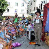 Programm für Dornbirner Stadtfest steht