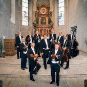 Barockensemble der Wiener Symphoniker in Bildstein
