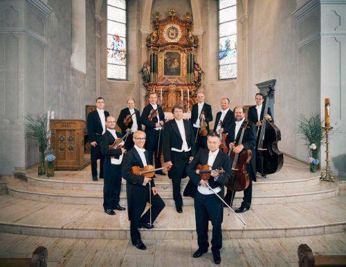 Das Konzert des Barockensembles der Wiener Symphoniker ist gleichzeitig ein Festkonzert zum Abschluss der Kirchenrenovierung Maria Bildstein.barockensemble der wiener symphoniker