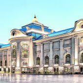 Kunstsammlung im Nationalmuseum