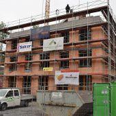 Neubau der aks-Zentrale macht Fortschritte