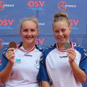 SC-Bregenz-Duo auf dem Podest