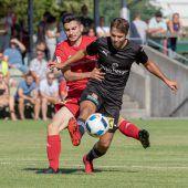 Früher Treffer entschied Walgau-Derby