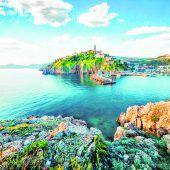 Mit der Fähre auf die Insel Krk